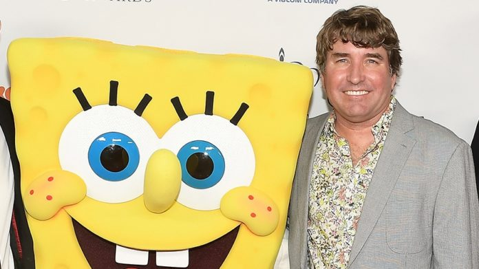 Stephen Hillenburg SpongeBob SquarePants
