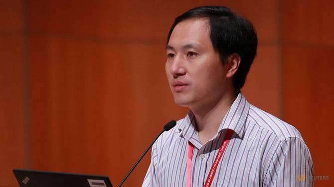 Scientist He JianKui human genome editing