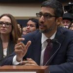 Google CEO Sundar Pichai explains to Congress