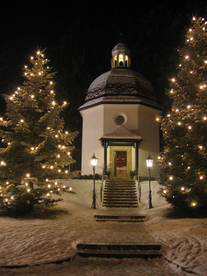 Silent Night Chapel Oberndorf bei Salzburg Austria