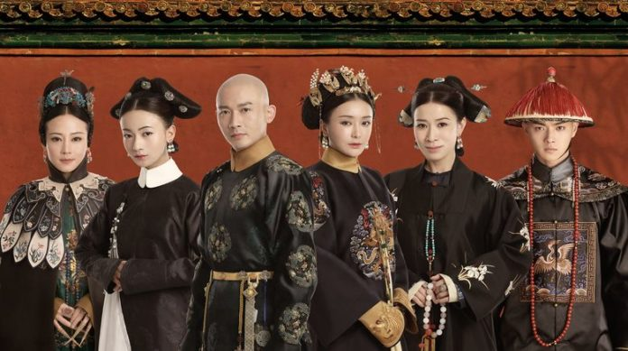 Story Of Yanxi Palace the most search TV show for 2018 on Google