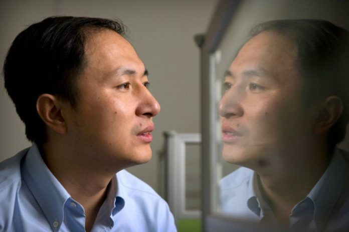 China confirms the birth of gene-edited babies from Prof He Jiankui research