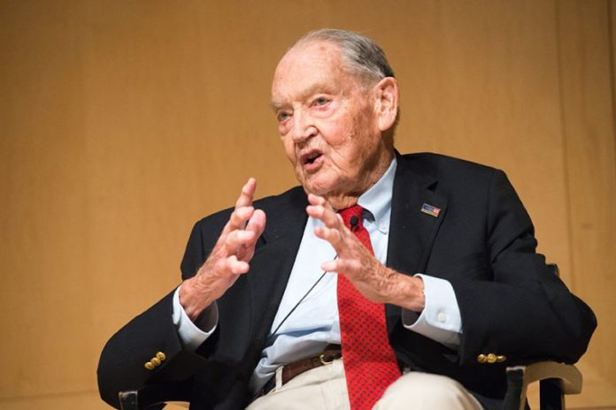John Bogle founder of Vanguard died age 89