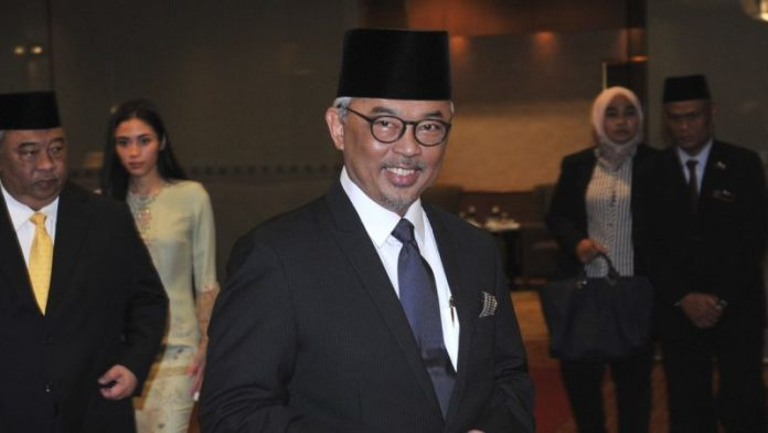 Sultan of Pahang named as 16th King of Malaysia