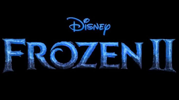 Disney's Frozen II Title