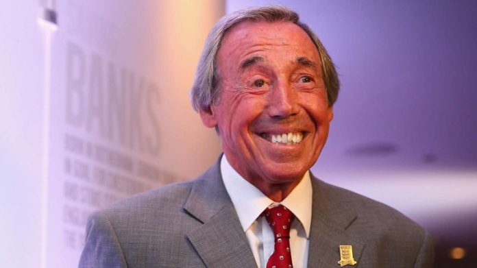 Gordon Banks England goalkeeper died age 81