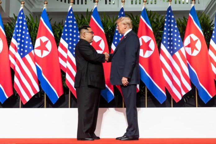 Second Trump Kim summit scheduled to take place in Vietnam