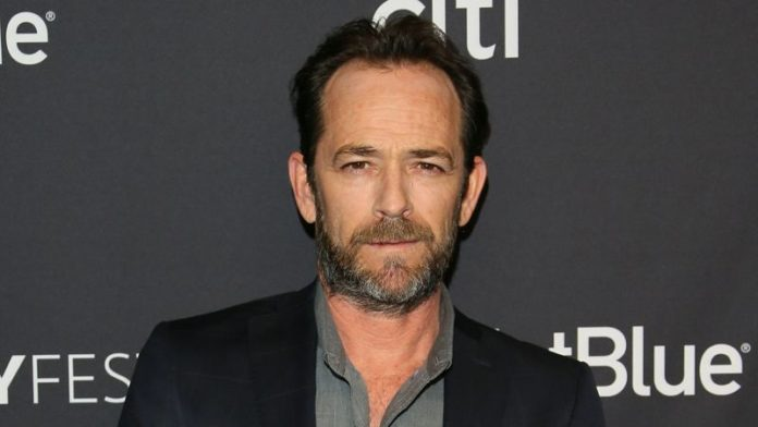 Beverly Hills 90210 Actor Luke Perry died aged 52