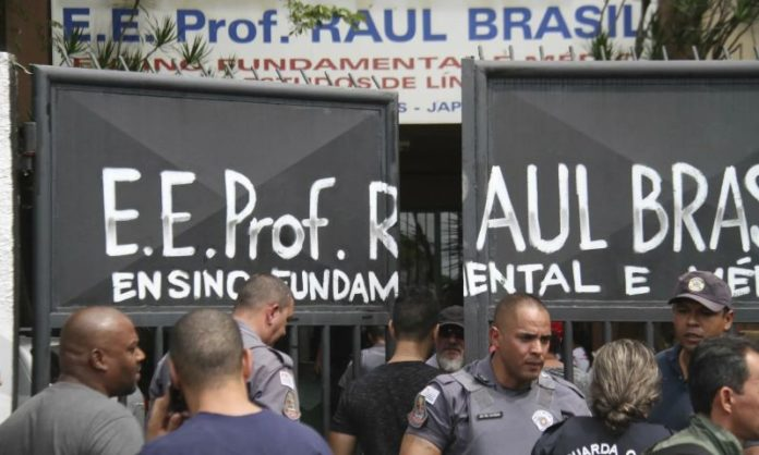 Brazil school shooting in suzano leaves at least six dead