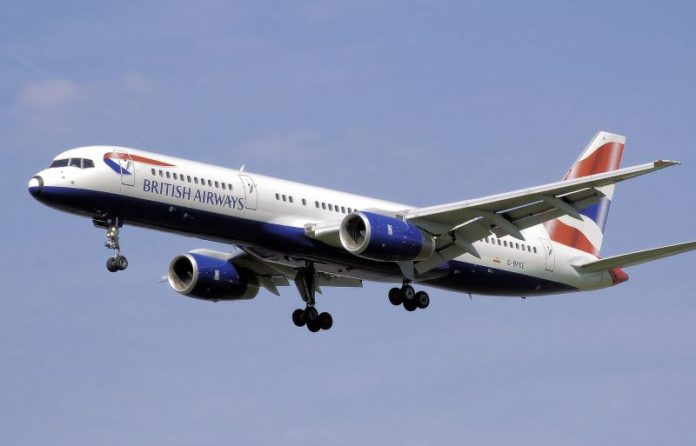 British Airways flight BA3271 lands in Edinburgh instead of Dusseldorf by mistake