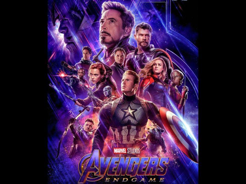 Marvel Studios Released Avengers Endgame Official Trailer 2 Kupocity