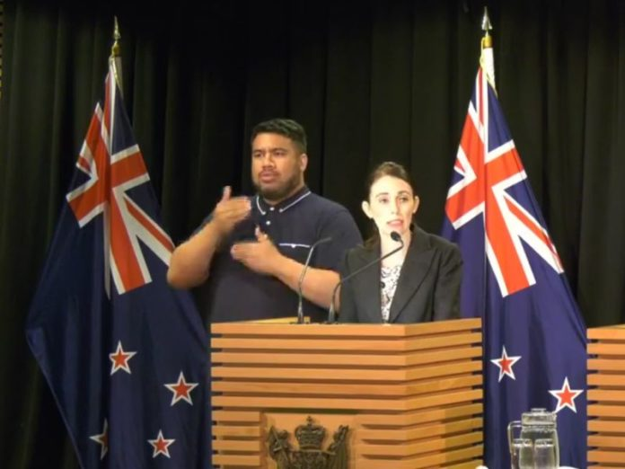 New Zealand moves to ban military style weapons, says Jacinda Ardern