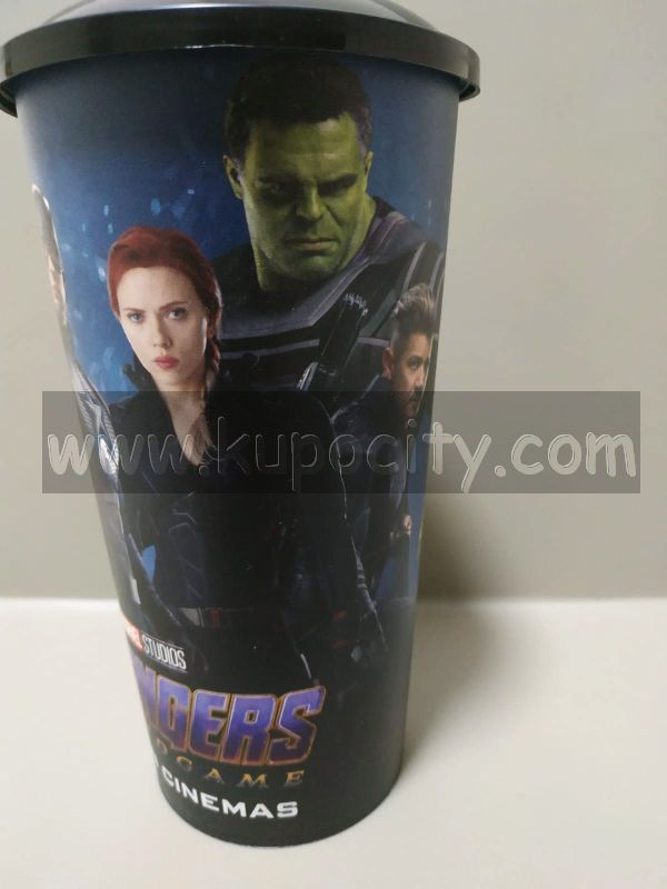 Avengers Endgame Cup 05 Black Widow