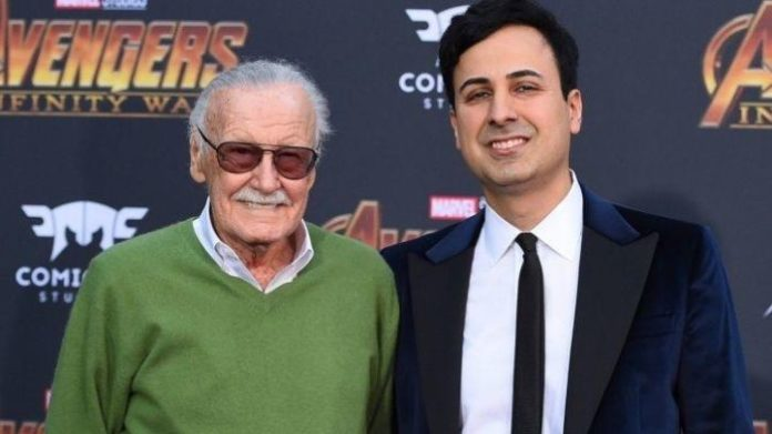 Keya Morgan arrested on charges of elder abuse of Stan Lee