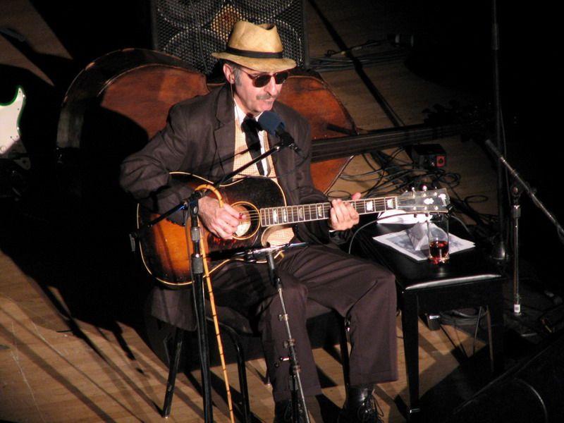 Leon Redbone Singer Died Age 69