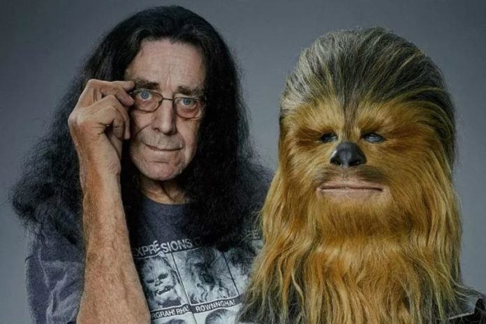 Peter Mayhew who portrayed Chewbacca in Star Wars died age 74