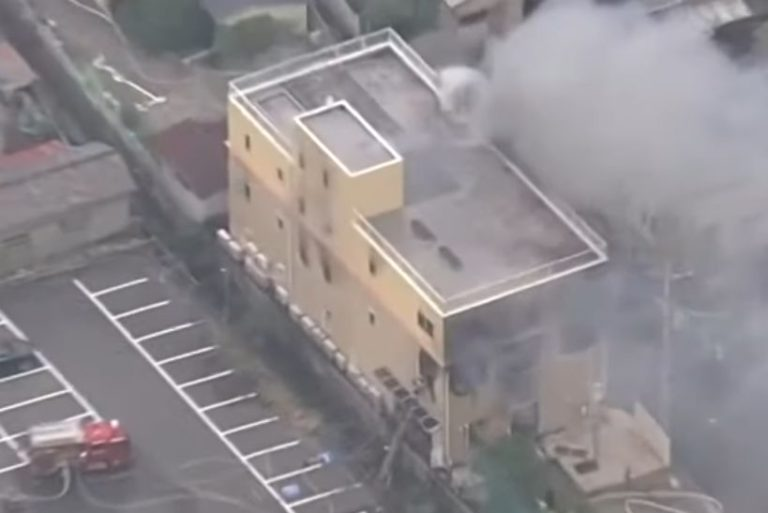 At least 33 dead in Kyoto Animation fire arson attack