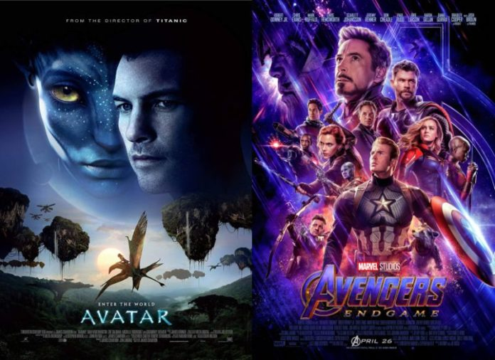 Avengers Endgame beat Avatar as worldwide highest gross film