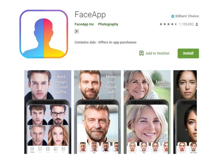 FaceApp is trending again with age challenge hashtag becoming viral
