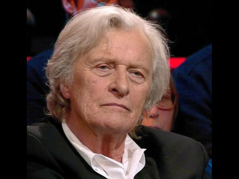Rutger Hauer Blade Runner actor died aged 75