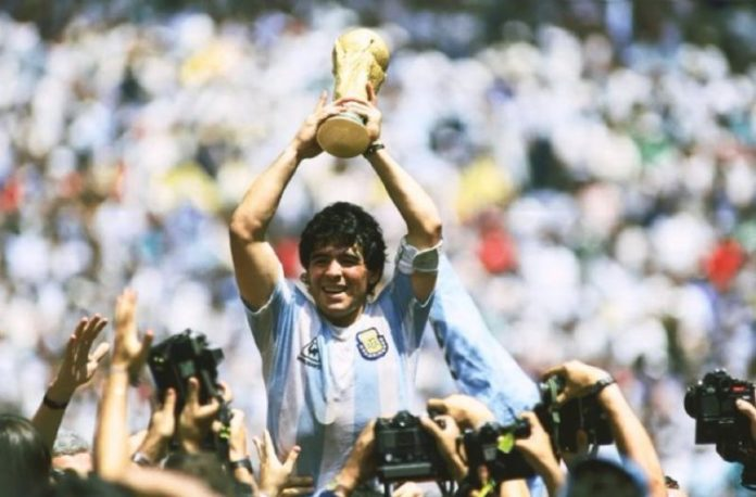 Diego Maradona Argentine football legend died age 60